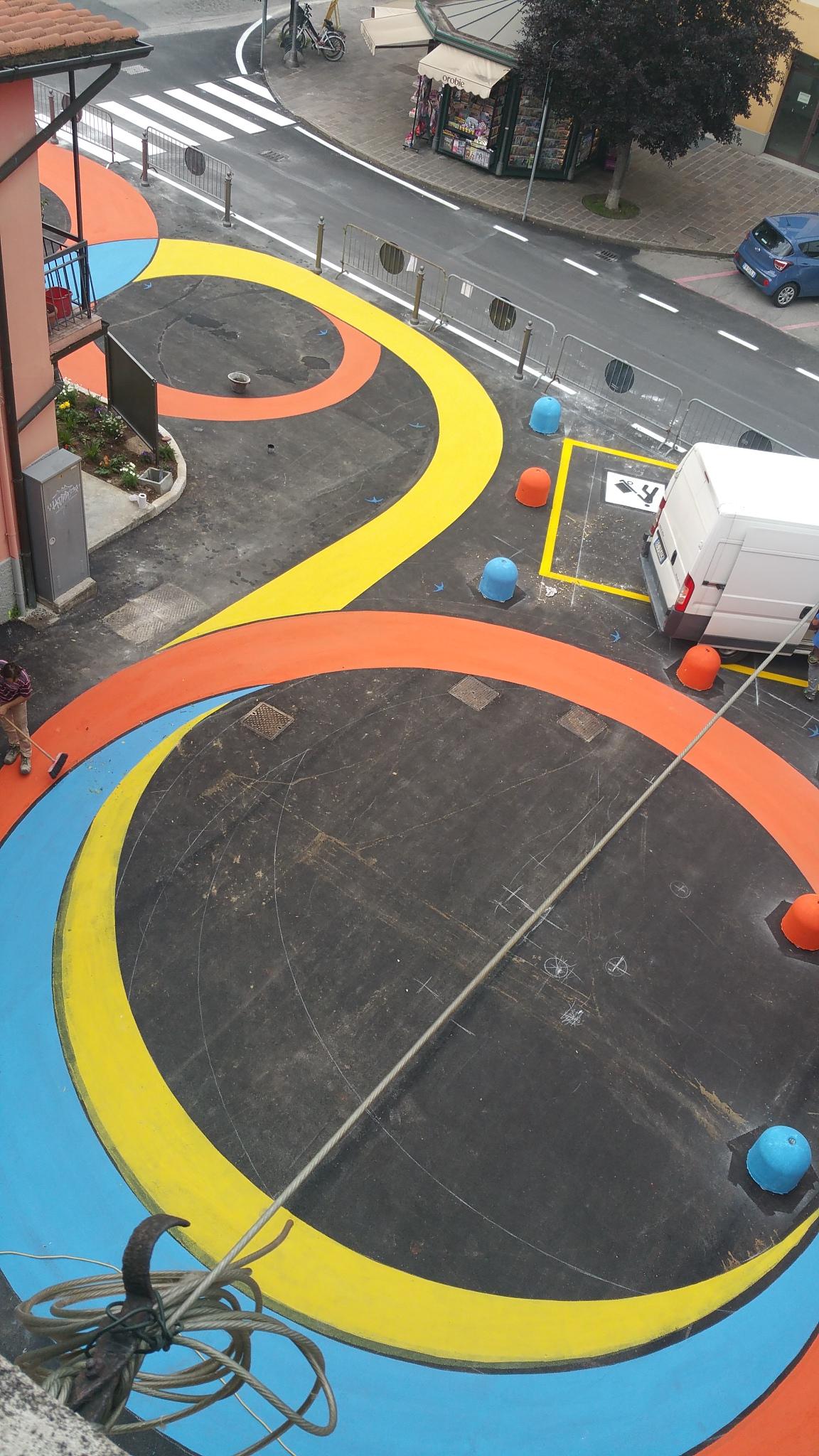Progetti di riqualificazione urbana e per