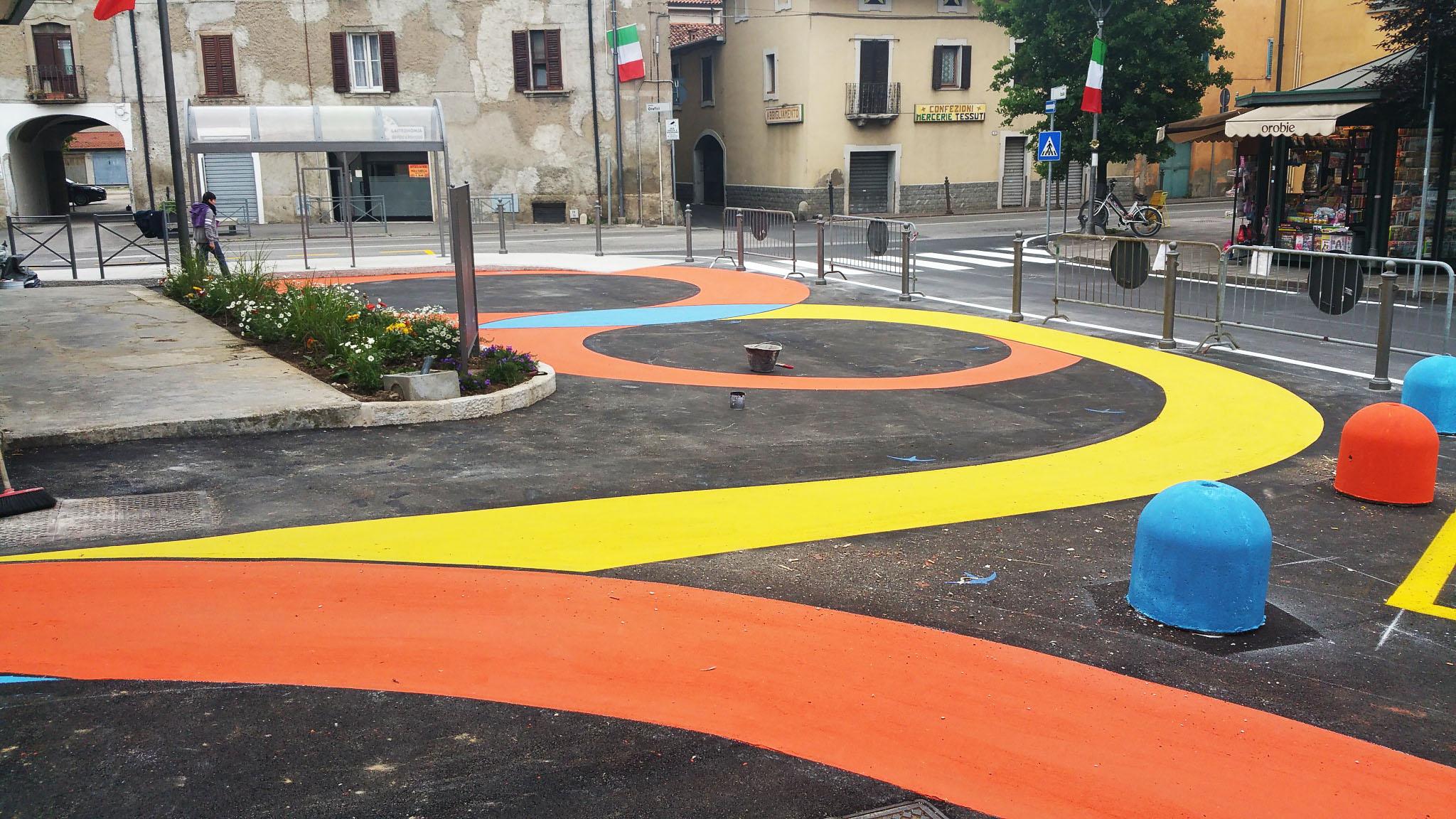 Progettazione partecipata di interventi di riqualificazione urbana e moderazione del traffico